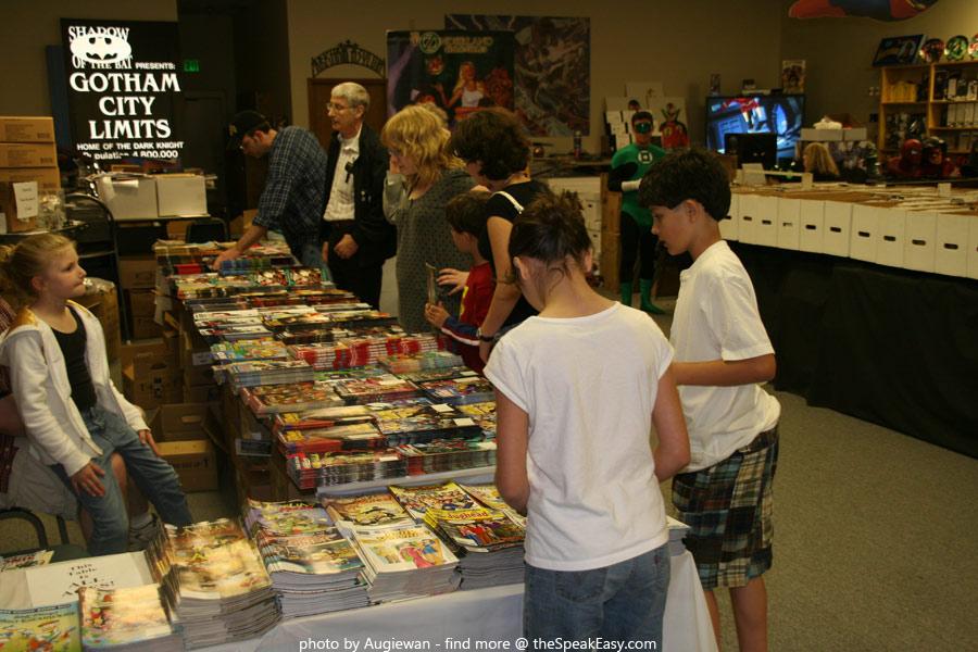 Free Comic Book Day 2008