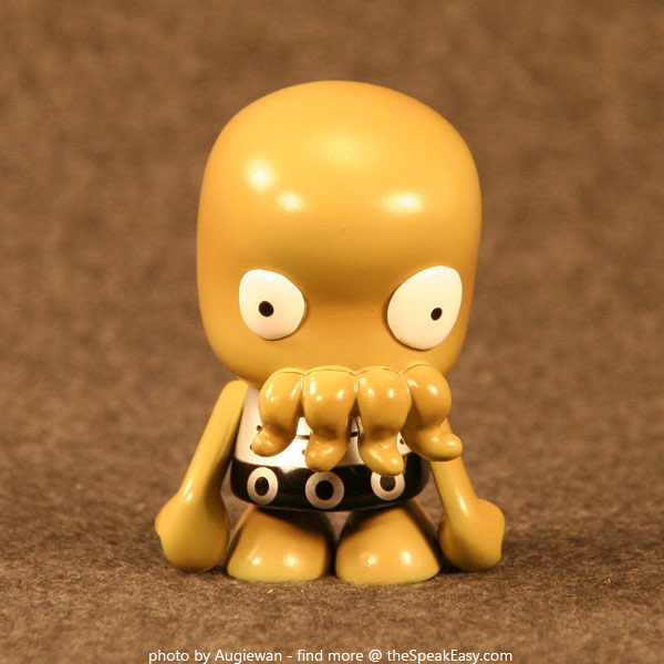 Octobot Front View