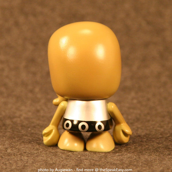 Octobot Rear View