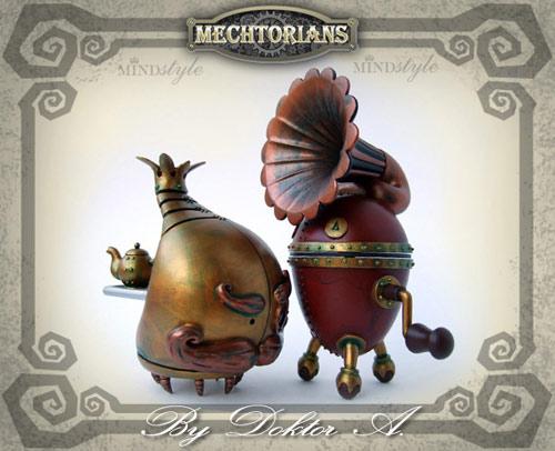 Mechtorians Skuttler & D.J. Gramo