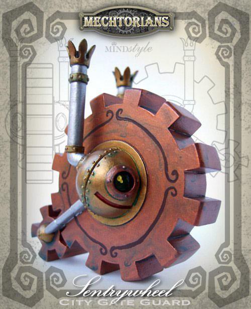 Mechtorians Sentry Wheel